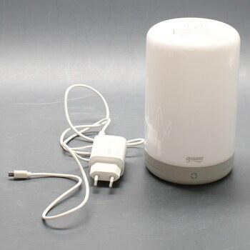 Stolní lampička Gosund, bílá barva