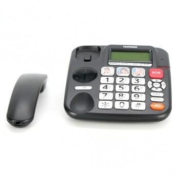 Pevný telefon Telefunken TF801EU0