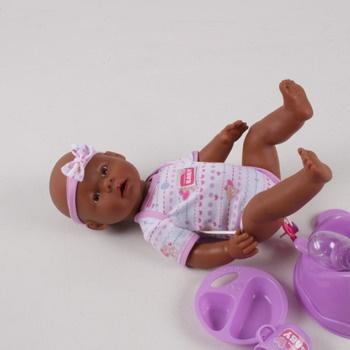 Miminko Simba New Born Baby tmavý odstín