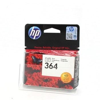 Inkoustová náplň HP CB317EE, černá