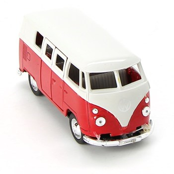 Autíčko Welly VW Bulli Bus 1963