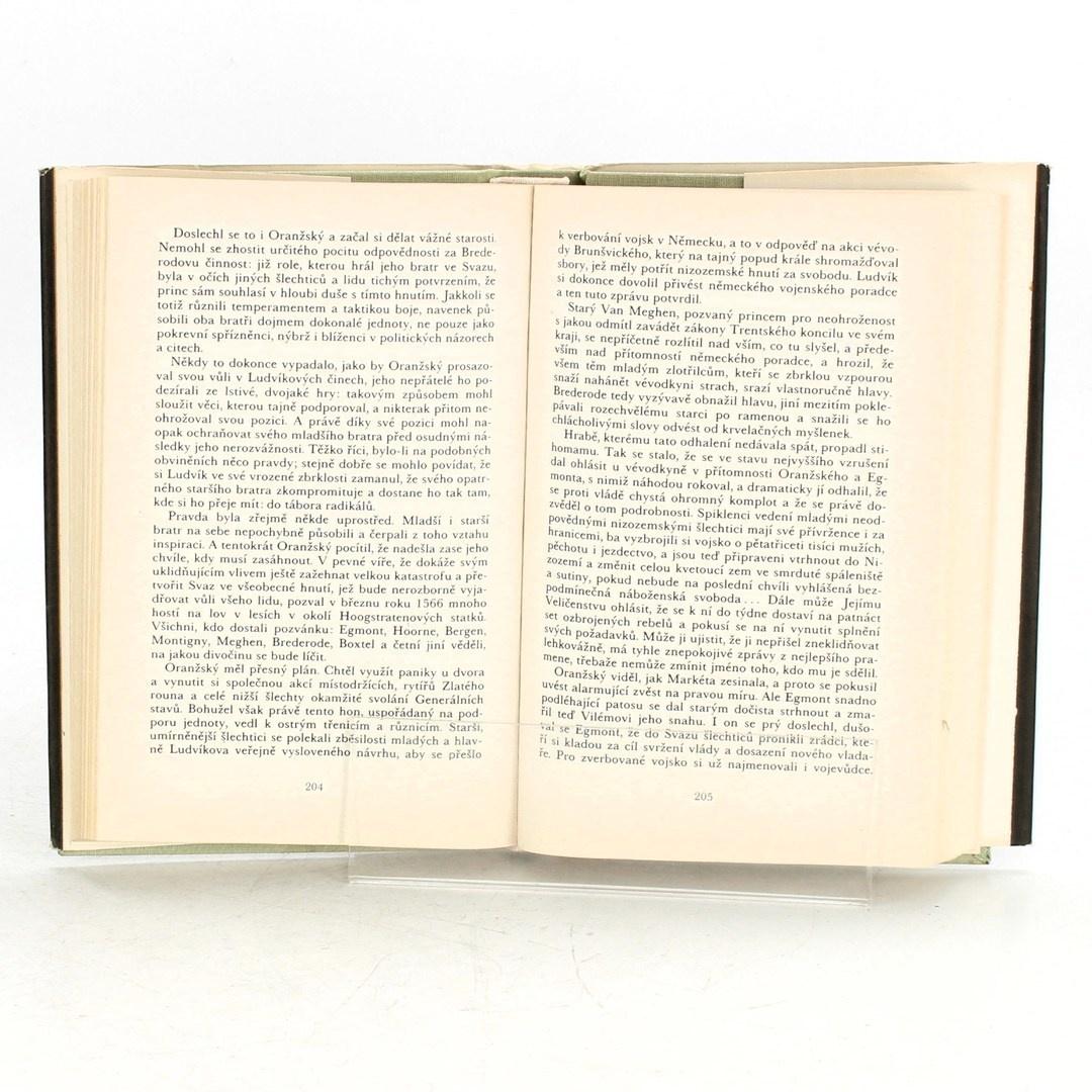 Kniha Johan Fabricius: Velký géz