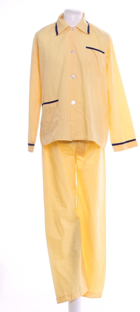 Pánské pyžamo s dlouhým rukávem
