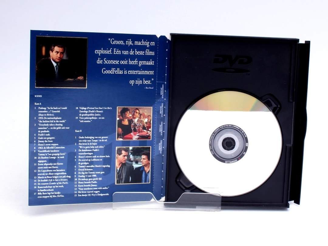 DVD Warner Bros GoodFellas