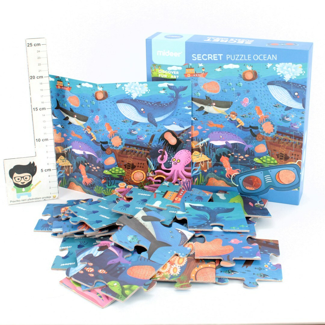 Dětské puzzle MiDeer MD3097
