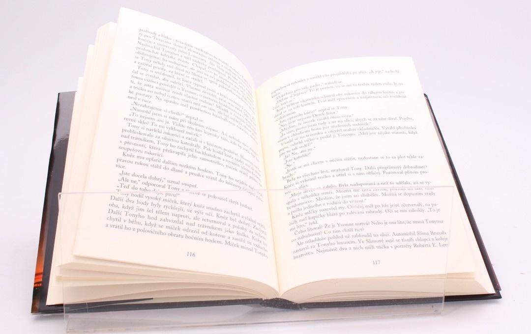Kniha James Lee Burke: Pegasův pád
