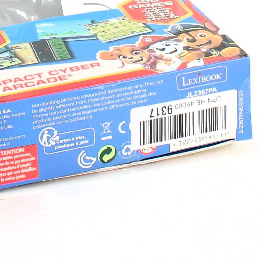 Dětská výuková hračka Lexibook JL2367PA