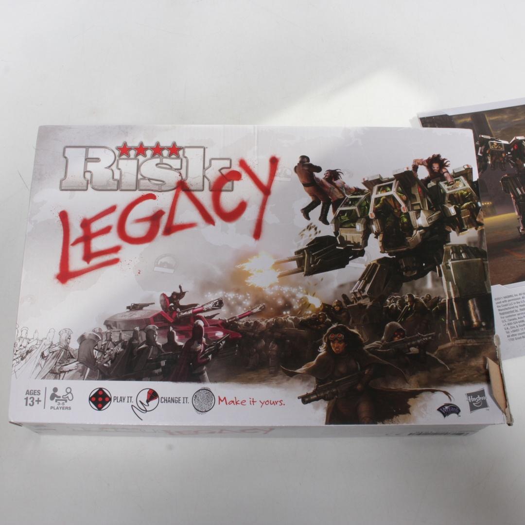 Stolní hra Hasbro Risk: Legacy