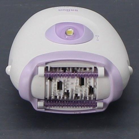 Epilátor Braun SE 3170 fialový