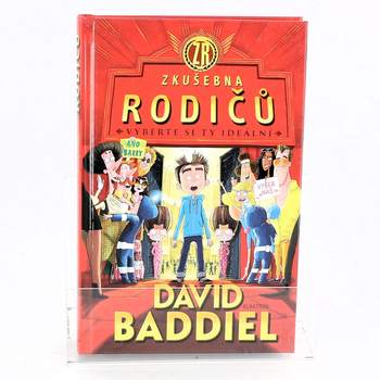 David Baddiel: Zkušebna rodičů