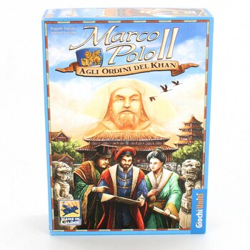 Desková hra Marco Polo II Giochi Uniti GU660