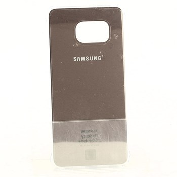Zadní kryt Samsung Galaxy S6 edge+ stříbrný