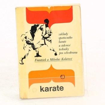 František a Miloslav Kolářové: Karate