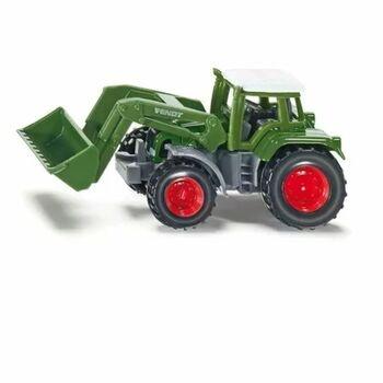Traktor s předním nakladačem Siku 1039 Fendt