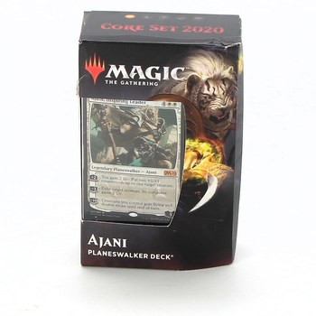 Karetní hra Magic Ajani Core set 2020