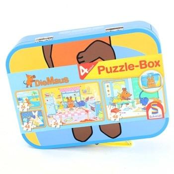 Puzzle Schmidt Spiele Mouse 55597