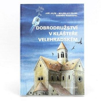 Jiří Jilík: Dobrodružství v klášteře velehradském