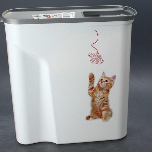 Zásobník na krmivo pro kočky Curver