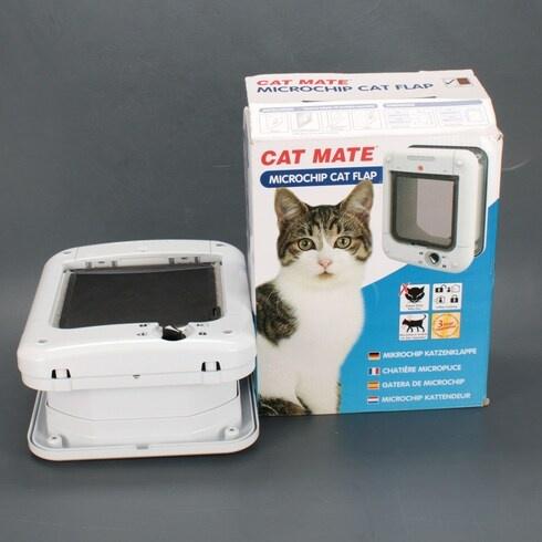Dvířka s mikročipem Cat mate