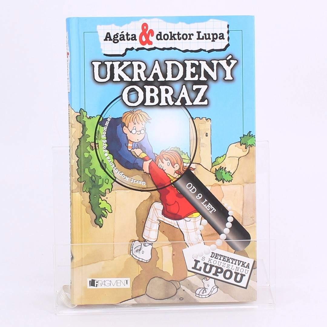 Kniha Agáta&doktor Lupa Ukraden