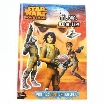 Dětská kniha Star Wars Povstalci