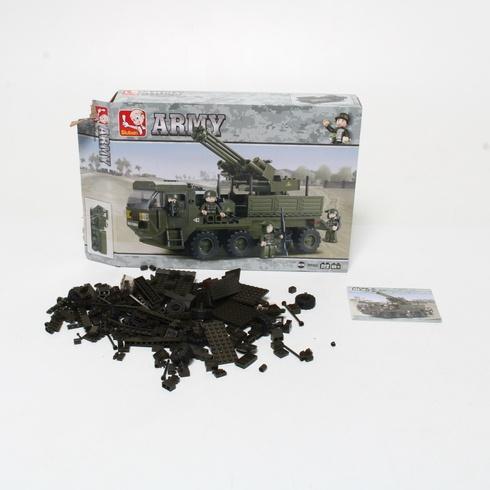 Stavebnice Sluban Army M38-B0302