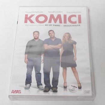 DVD film Komici (Funny People)