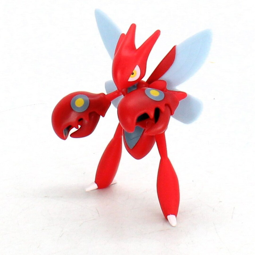 Figurka Pokémon 97858 Scizor