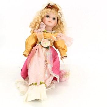 Starožitná panenka pro sběratele