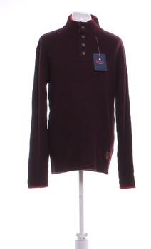 Pánský svetr Stallion London fialový