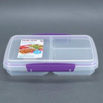 Plastový box Sistema obědový