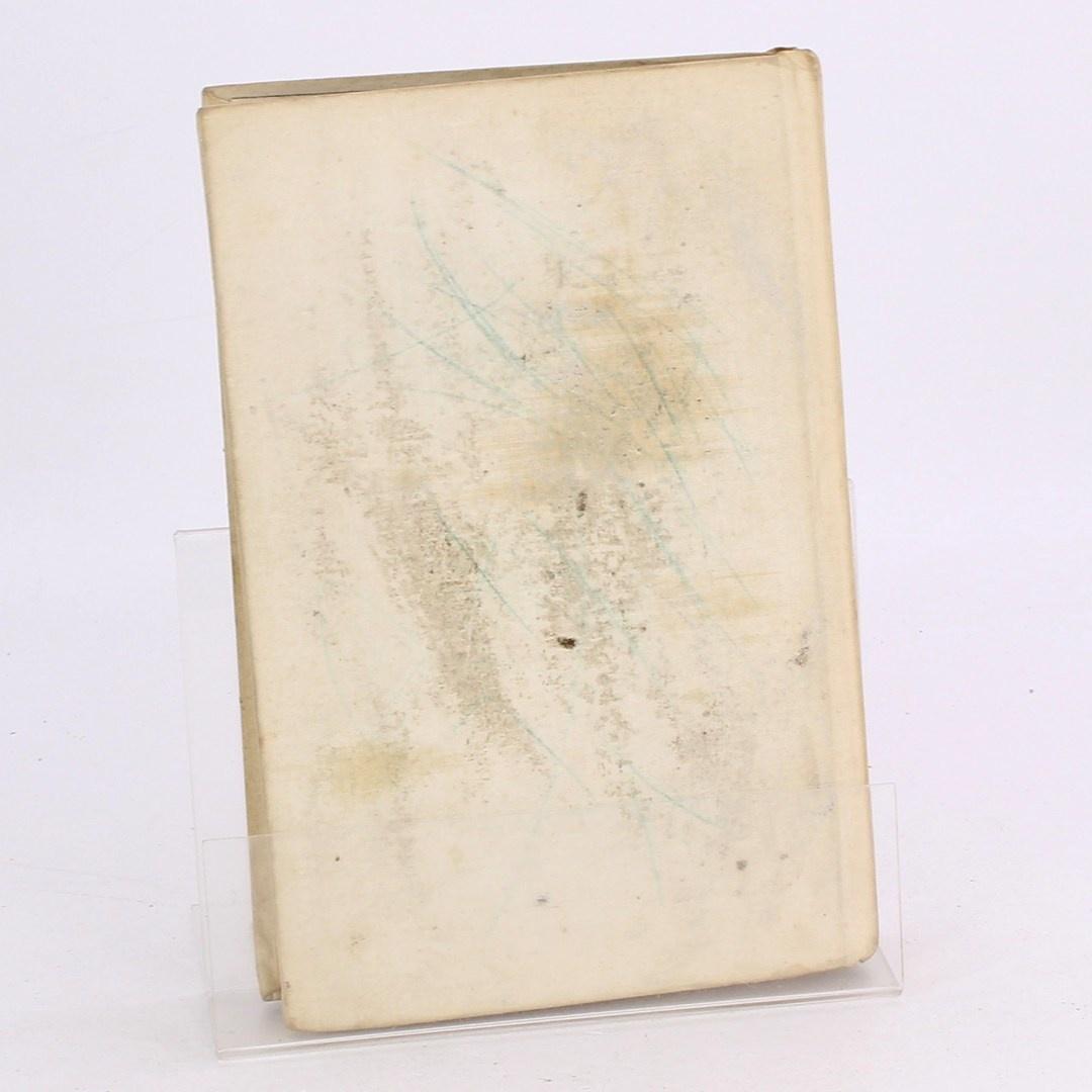 Kniha Zapomenuté ostrovy Tichom