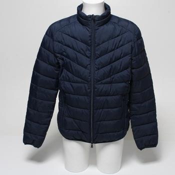 Pánská bunda Sisley 2AD853CG9 modrá