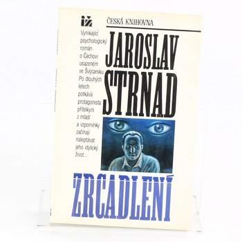 Kniha Zrcadlení Jaroslav Strnad