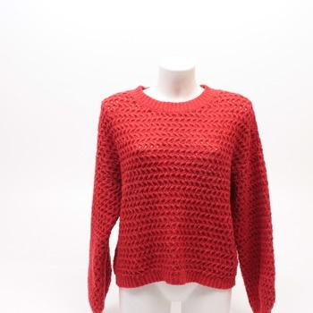 Dámský svetr Vero Moda odstín červený