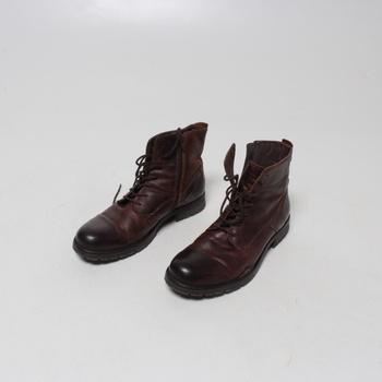 Pánské kotníkové boty Jack & Jones vel. 40
