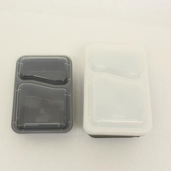 Boxy na potraviny Fitprep s víčky
