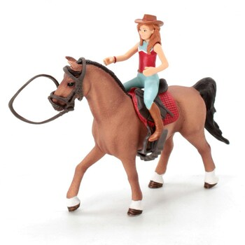 Jezdkyně na koni Schleich 42514