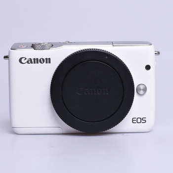 Fotoaparát Canon EOS M10 tělo bílý