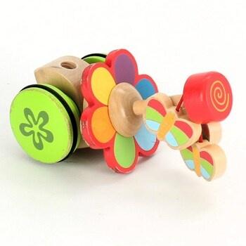 Dřevěná hračka Hape Dancing Butterflies