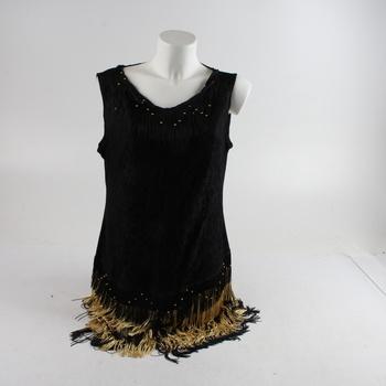 Dámský kostým Smiffys 1920s Fringed Flapper
