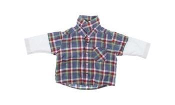 Kojenecká košile Cherokee kostkovaná