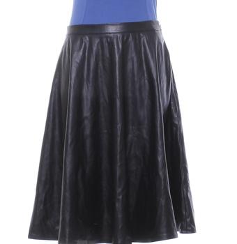 Dámská dlouhá sukně Figl černá