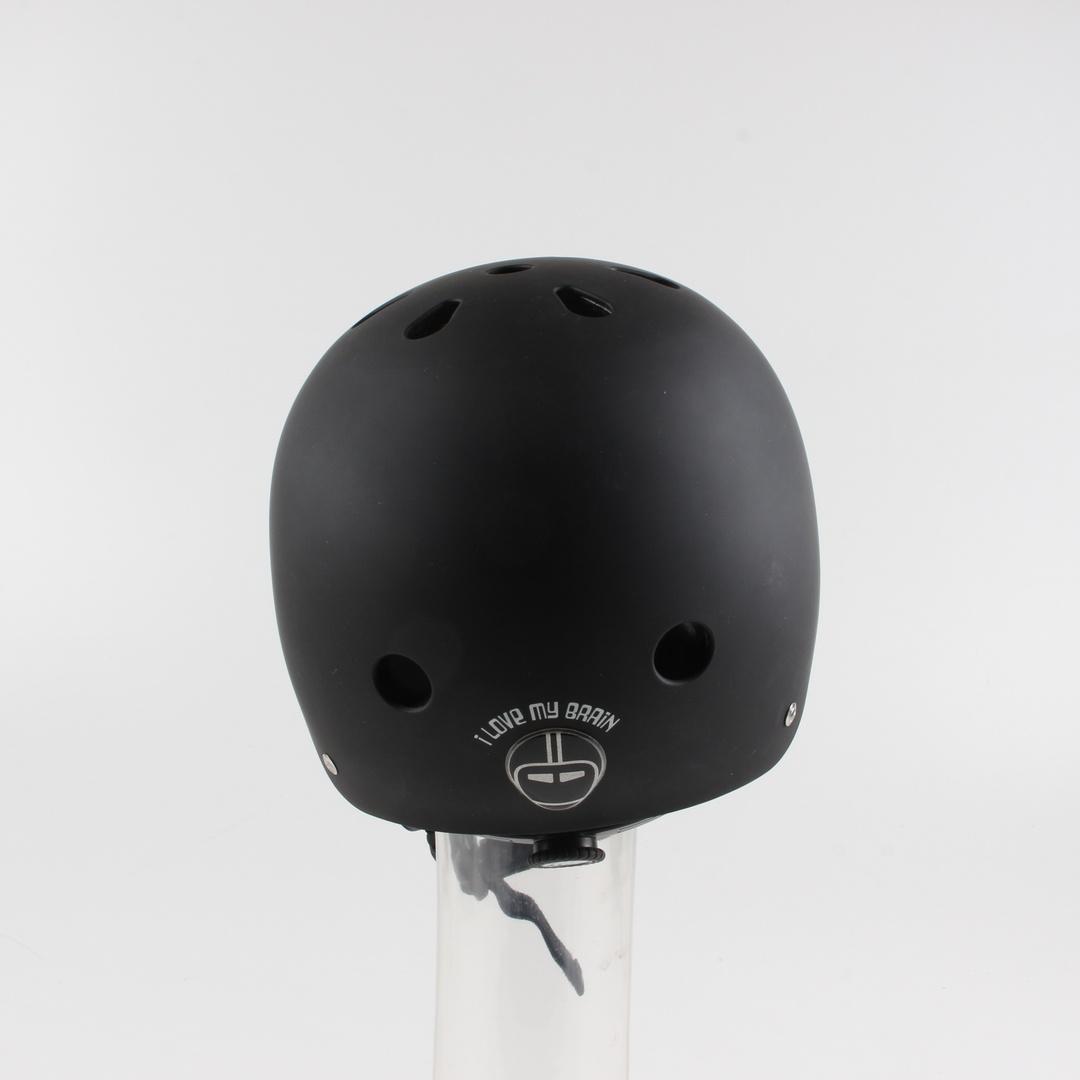 Cyklistická helma Nutcase Blackish Matte