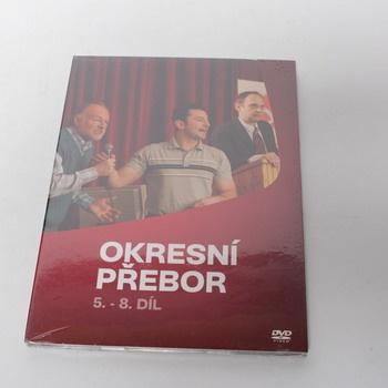 DVD Okresní přebor 5. - .8. díl