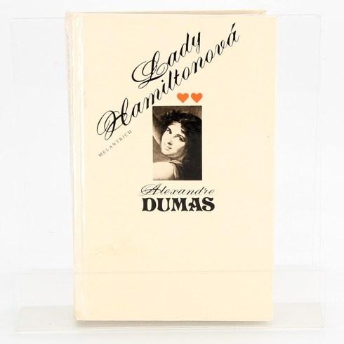 Kniha Alexandre Dumas: Lady Hamiltonová