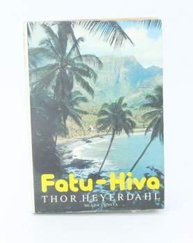 Kniha Thor Heyerdahl: Fatu-Hiva