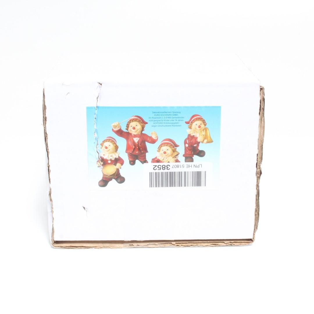 Sošky klaunů Sunny Toys 13757