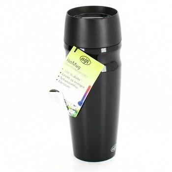 Termohrnek Alfi, isoMug, 350 ml, černý