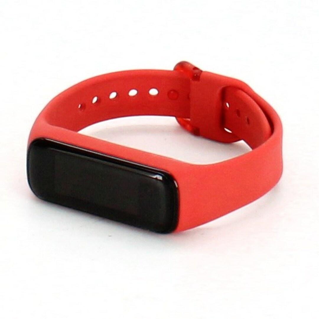 Chytrý náramek Samsung Galaxy Fit2, červená